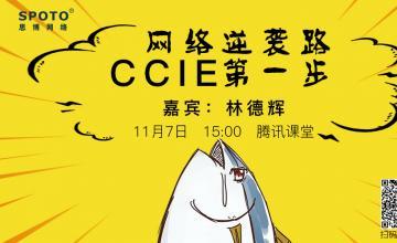 网络逆袭路,CCIE第一步