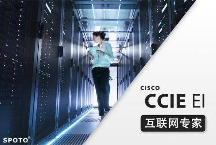 新版CCIE EI 思科企业基础架构 专家0基础直通班