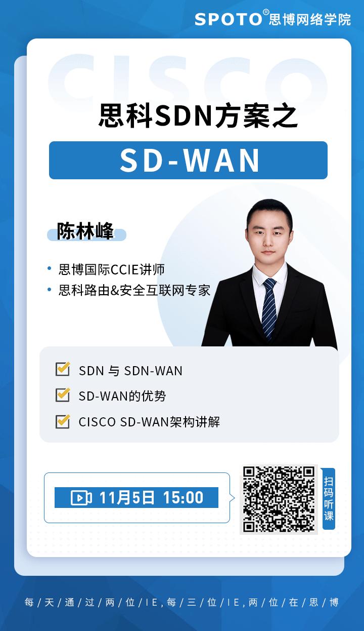 什么是SD-WAN