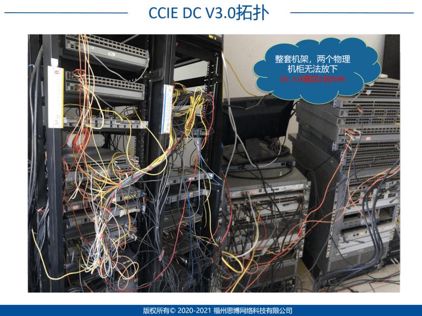 spoto CCIE dcv3.0拓扑