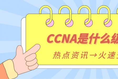 CCNA是什么级别?