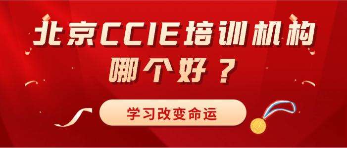 北京CCIE培训机构哪个好?