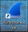 Wireshark运行图标