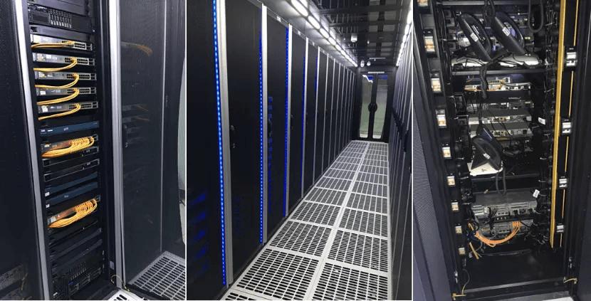 思博25套的虚拟化CCIE备考机架